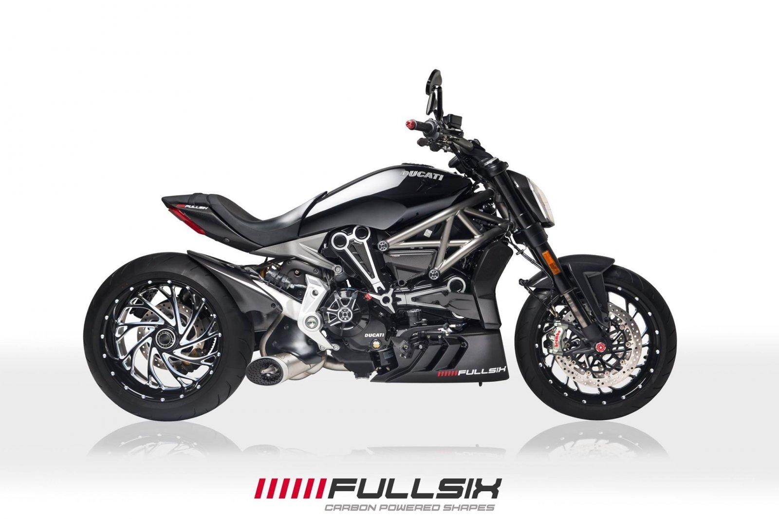 Ducati Xdiavel Carbon Fibre Parts Fullsix Carbon Ducati Forum