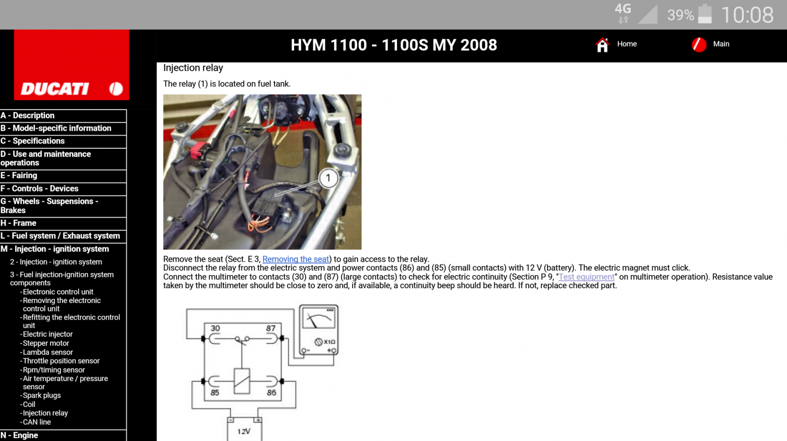 Hypermotard 1100 Dead  Wiring Diagram Needed