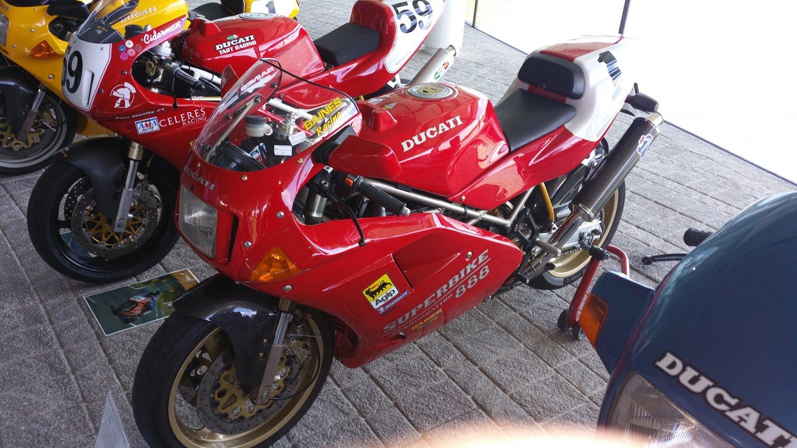 Ducati Dealer South London