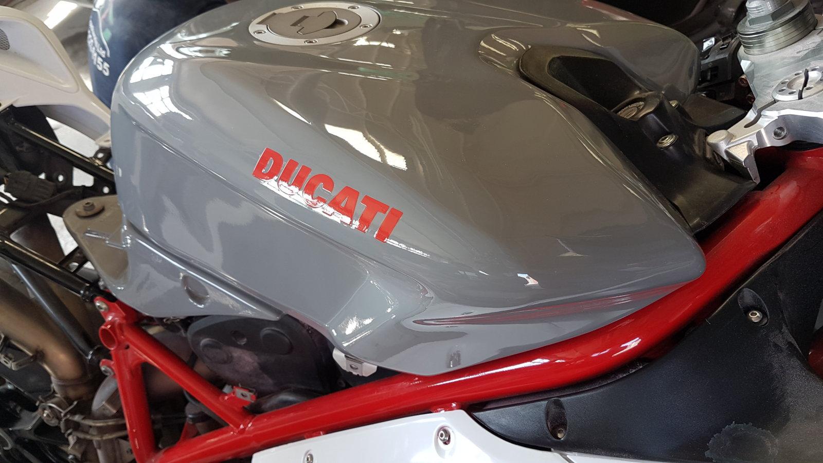 848 - Crash Damaged Project  | Ducati Forum