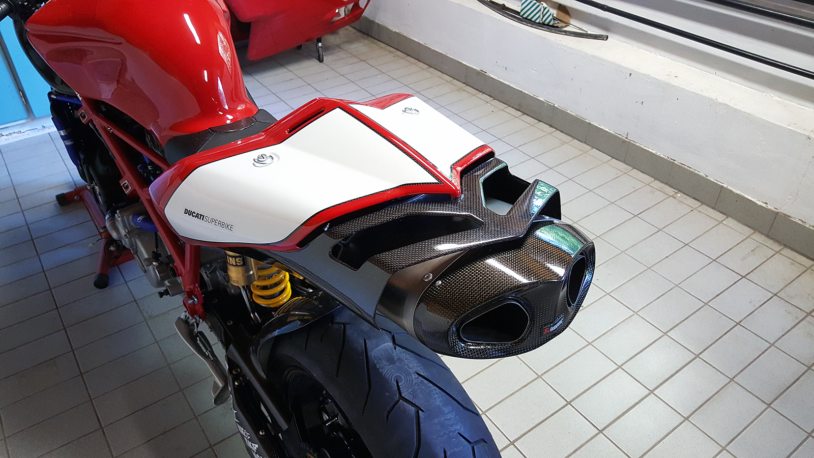 999 Nrc Tail Tidy Install Instructions Ducati Forum 2005 749 Wiring Harness 20170714 204854