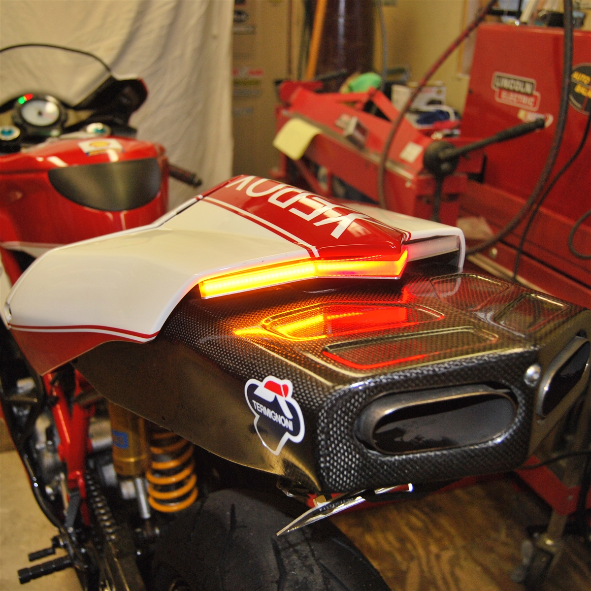 999 Nrc Tail Tidy Install Instructions Ducati Forum 2005 749 Wiring Harness Fe 2