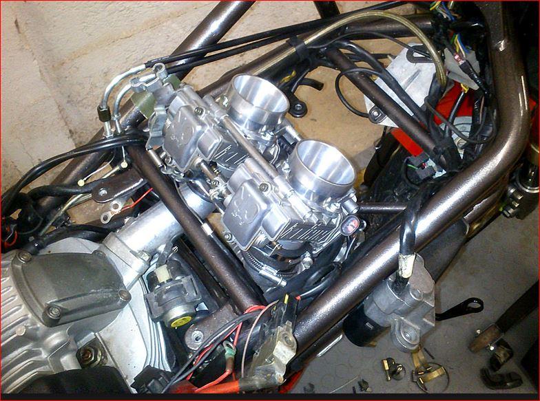 93 750ss Petrol Leak From Carb Drain Valves  | Ducati Forum