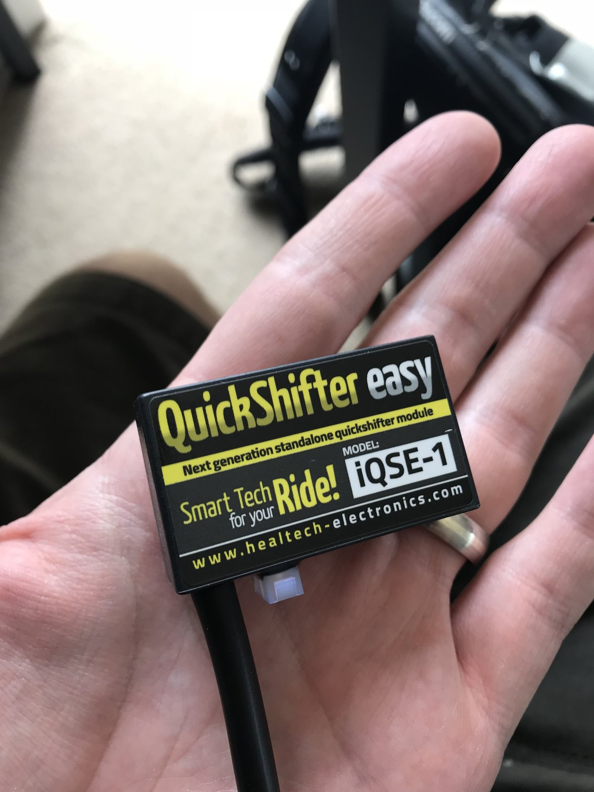 For Sale - Healtech Quickshifter For 848/1098/1198/sfighter