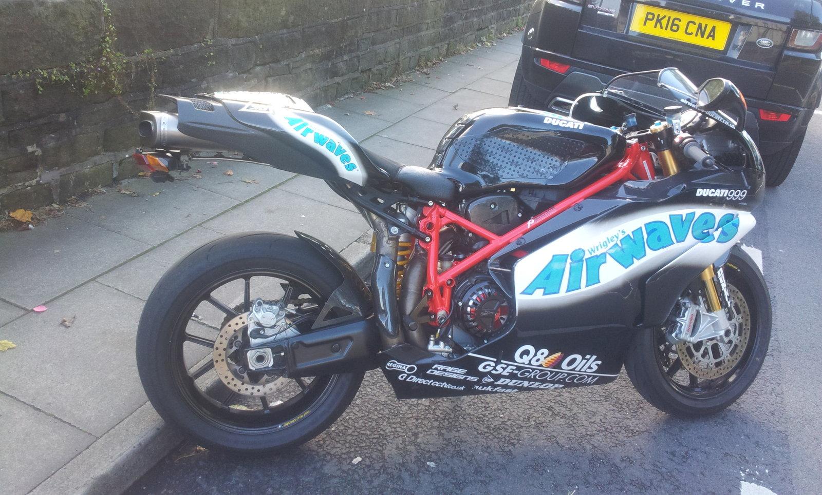 Ducati 999 ecu wiring