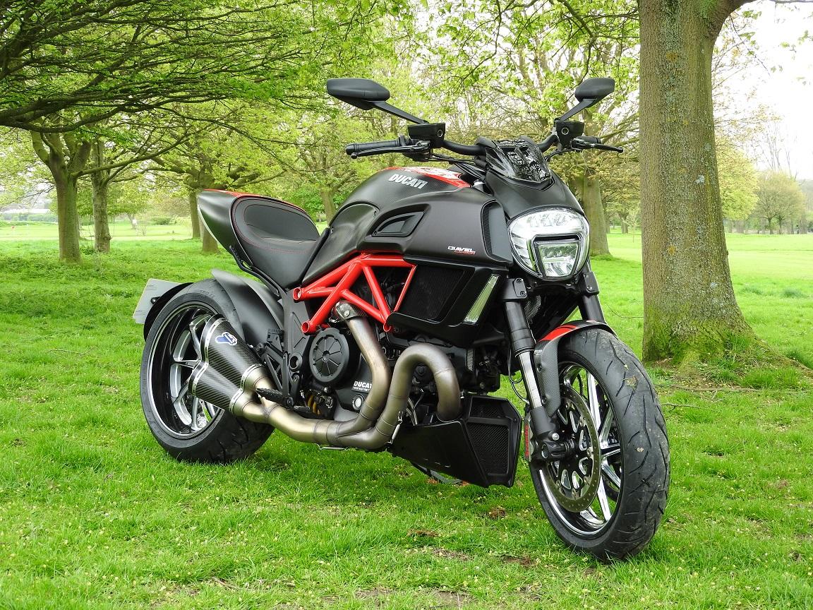 Ducati Diavel 15th April 2017 - 1.jpg
