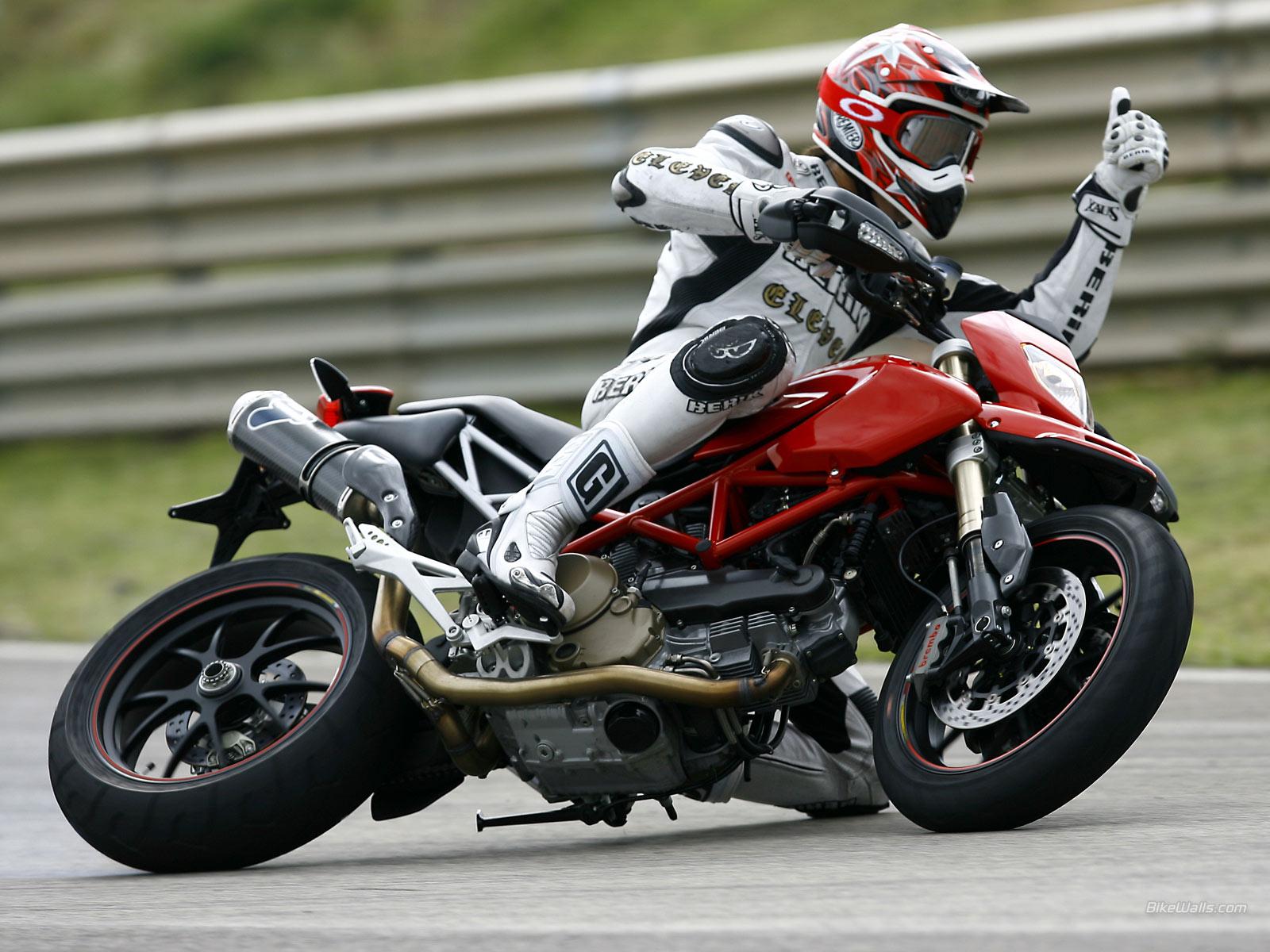 Ruben Xaus Ducati Hypermotard