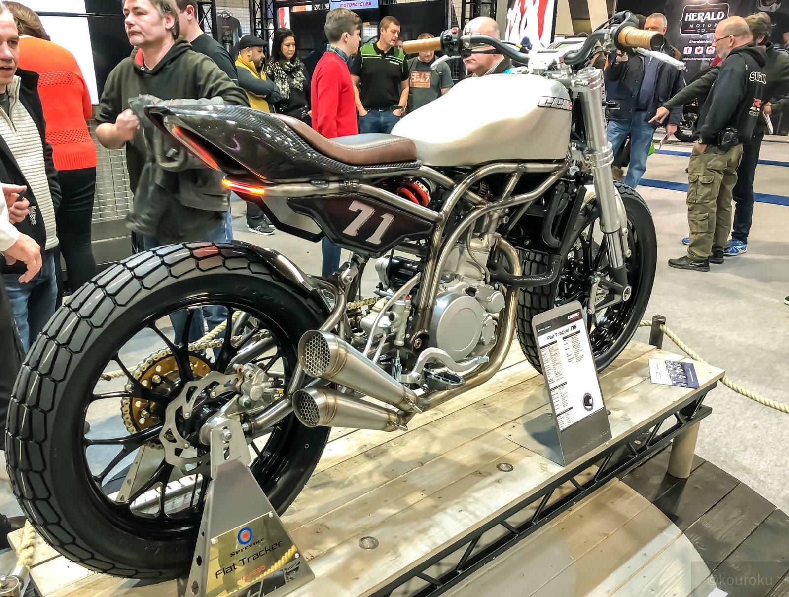 Ccm Flat Tracker | Ducati Forum