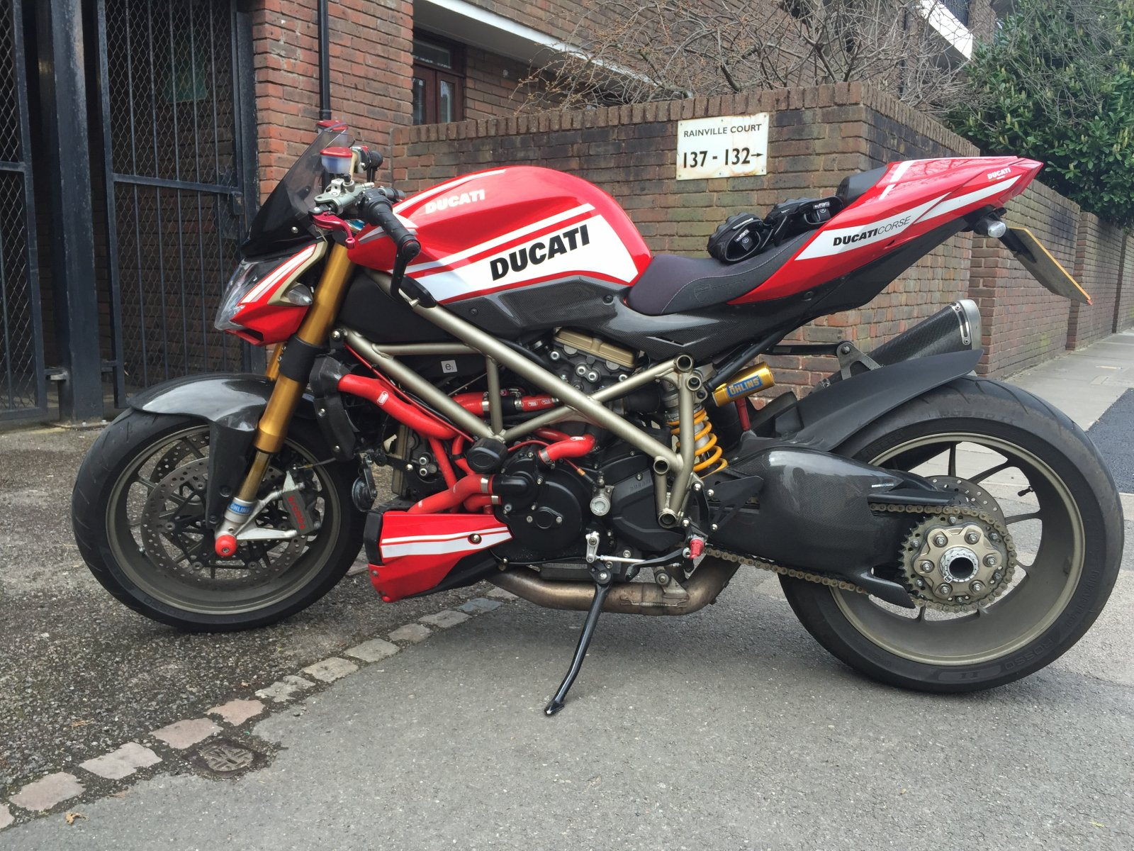 Ducati streetfighter 1098 for sale