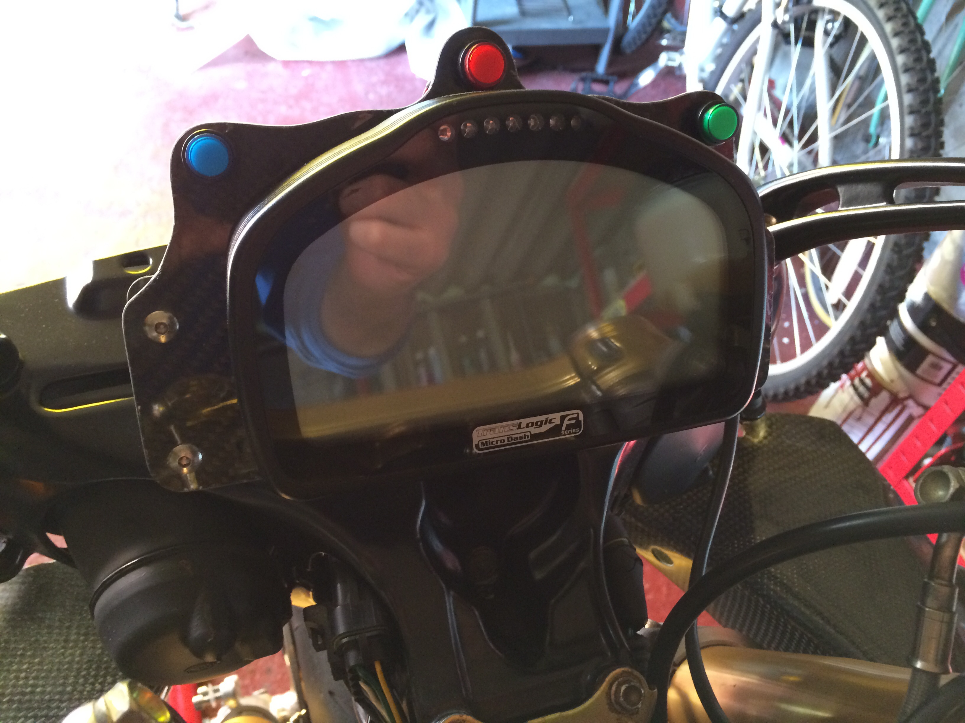996 translogic micro dash carbon fibre mounting plate ducati forum translogic dash wiring diagram at creativeand.co