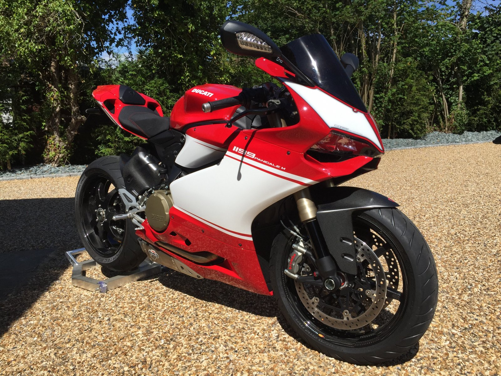 Selling My 1199, 2014/14 620 Miles Only. S&s By P&h Motorcycles ...