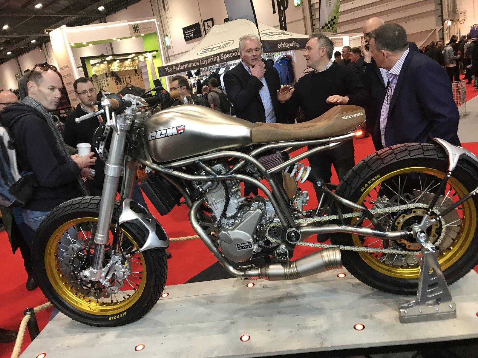 New Ccm Spitfire Scrambler   Page 3   Ducati Forum