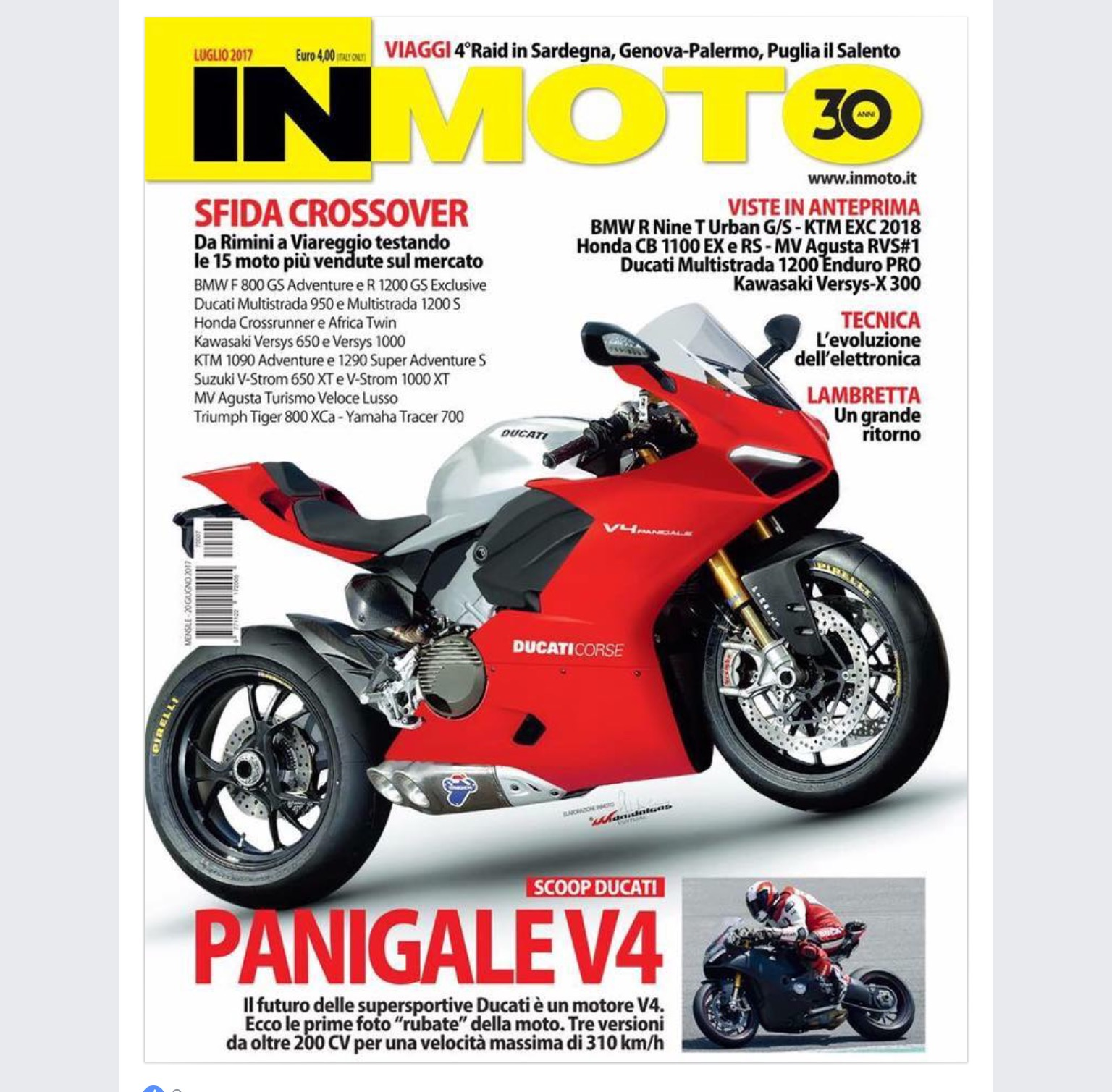 Spy Shot Of The Ducati Panigale M4 Ducati Forum