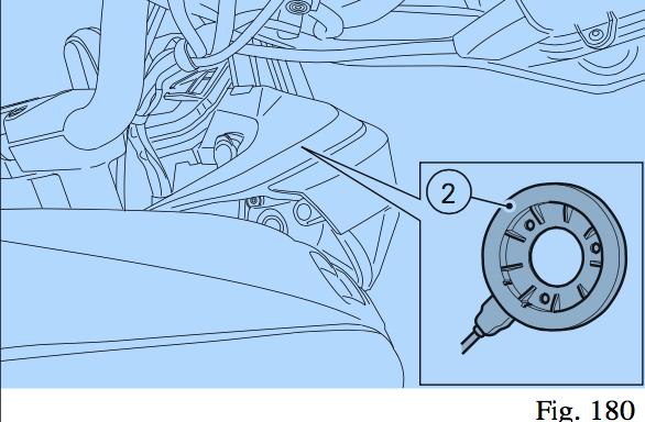 1200 DVT - Steering Lock Off | Ducati Forum