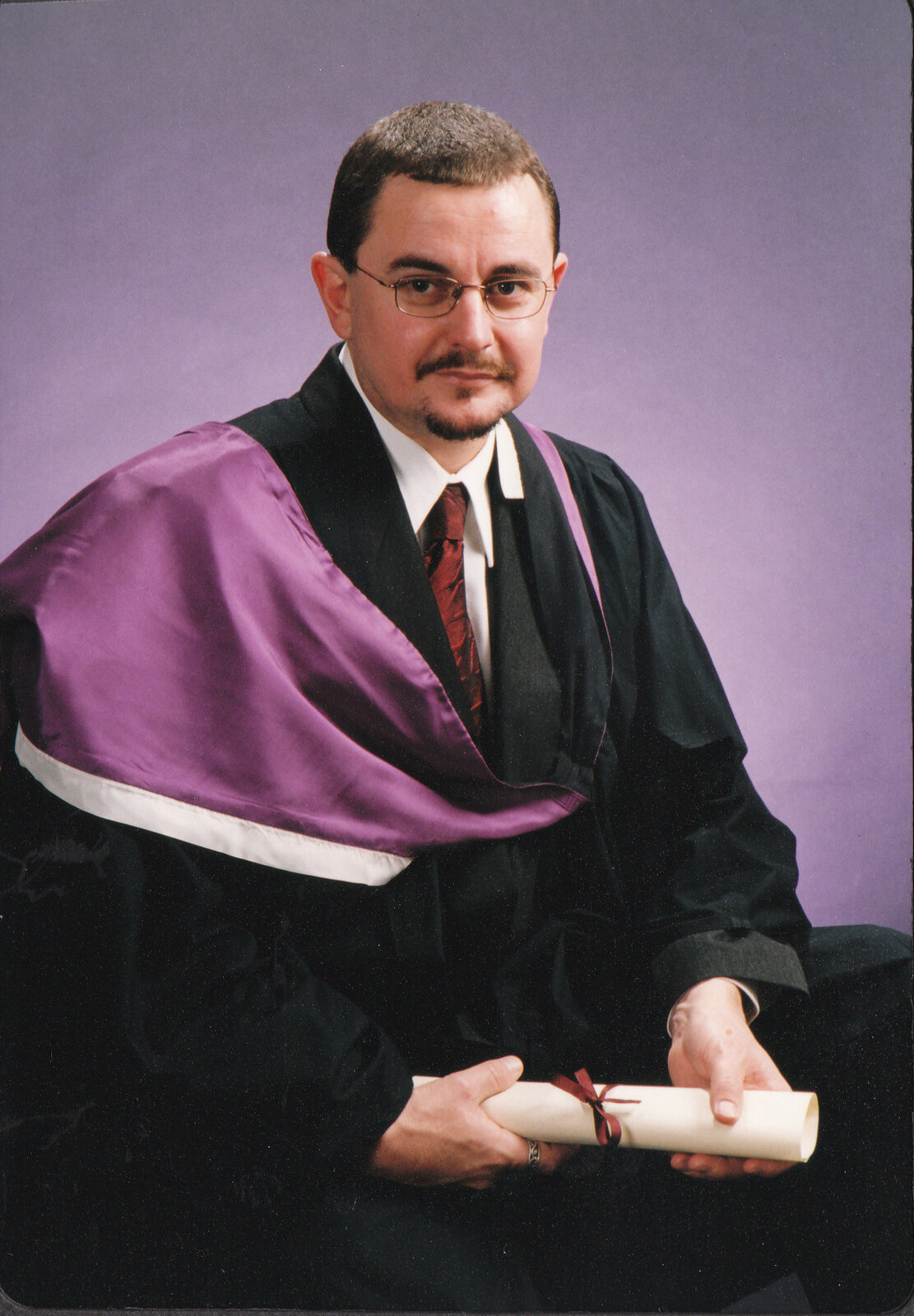 Law Graduation Ceremony March 2000.jpg