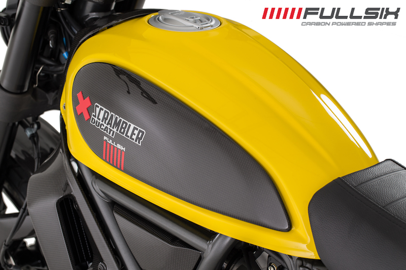 Fullsix Ducati Scrambler Carbon Fibre Parts Ducati Forum