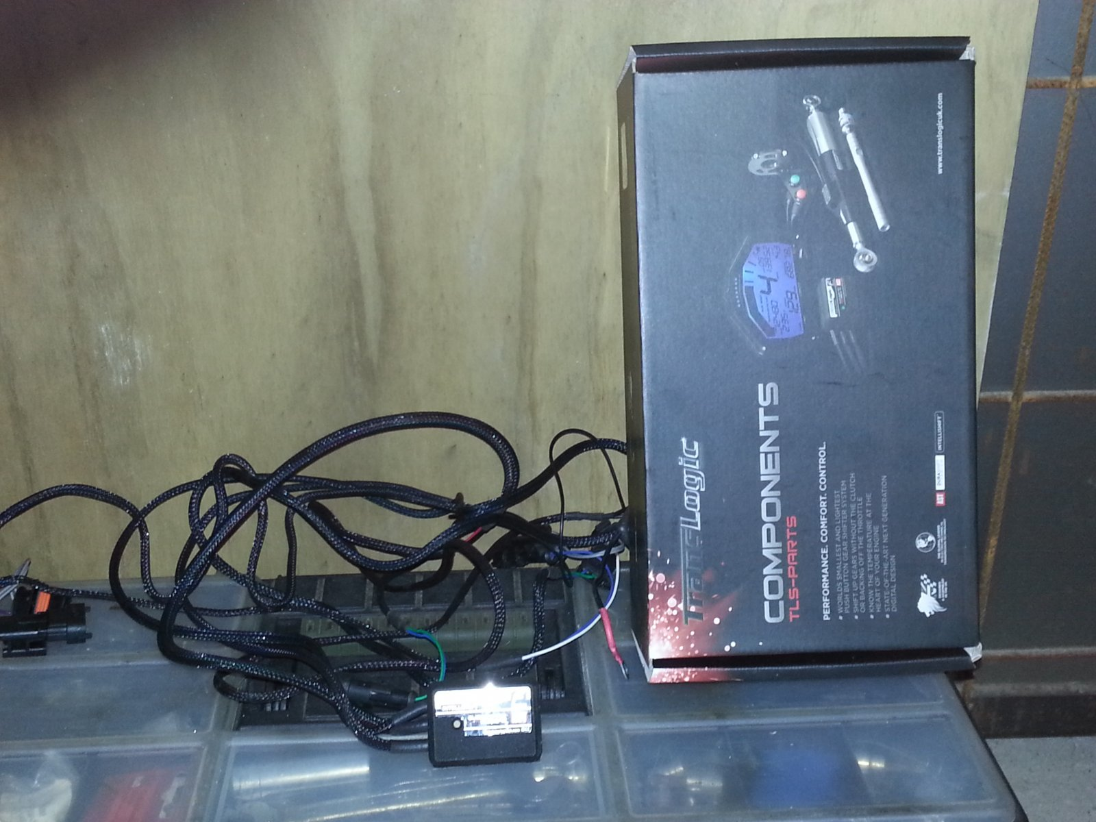 For Sale Ducati 1098 1198 Translogic Qs Ecu Harness Forum Logic Computer Wire Translogic2
