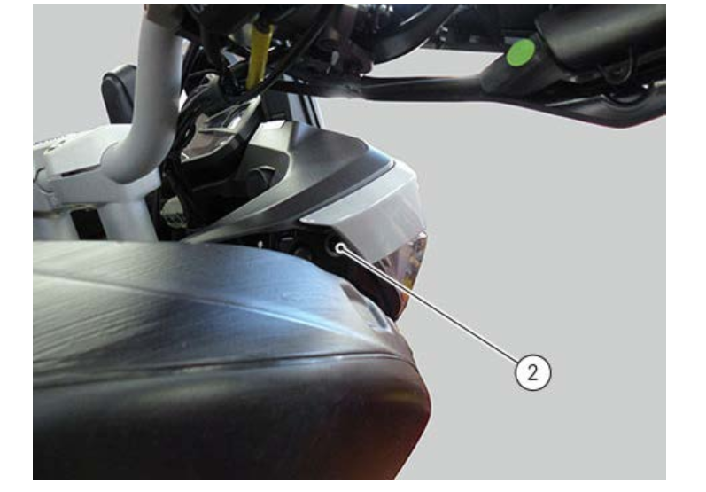 1200 DVT - My Bike Does Not Start With Any Key Only With The