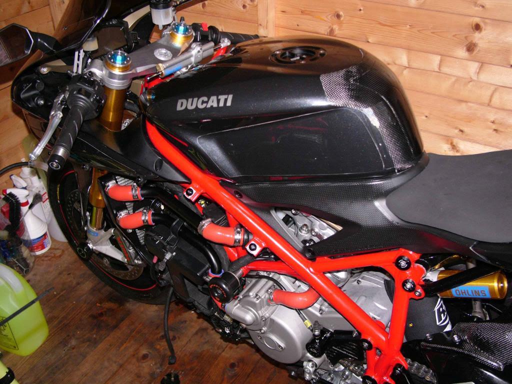 Ducati John Leeds