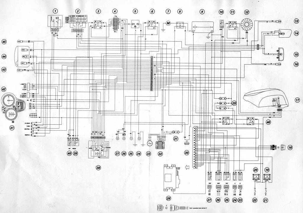 Ducati Electrical Diagrams Schematic Diagramrh10werderfriesende: 2006 Ducati Wiring Diagram At Gmaili.net