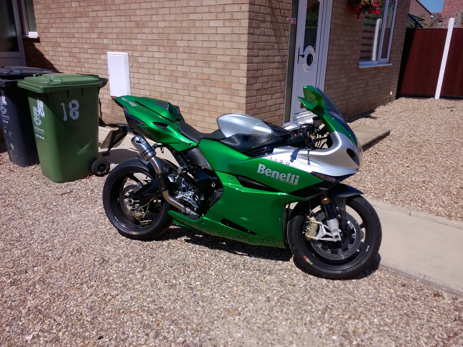 Benelli Tornado Naked Tre 1130 [2] wallpaper - Motorcycle