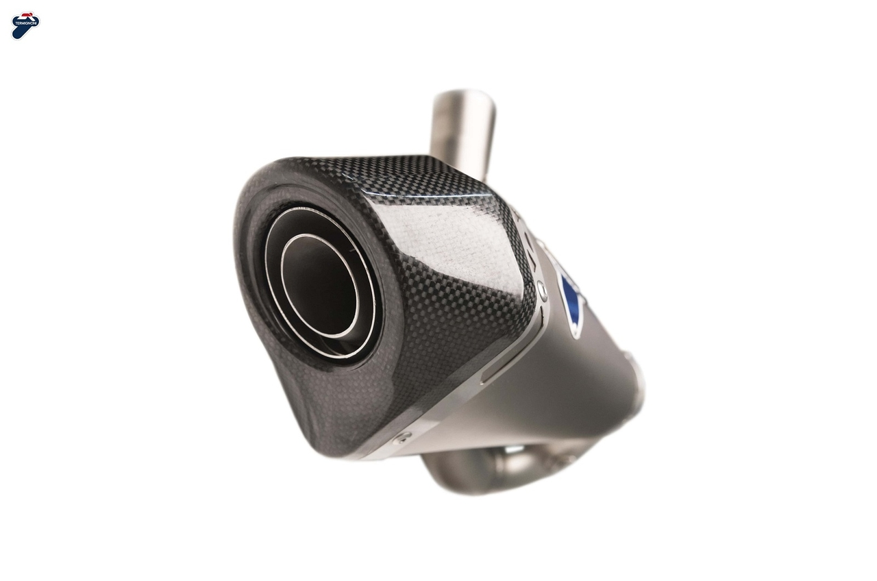 Termignoni Racing Silencer with Decat