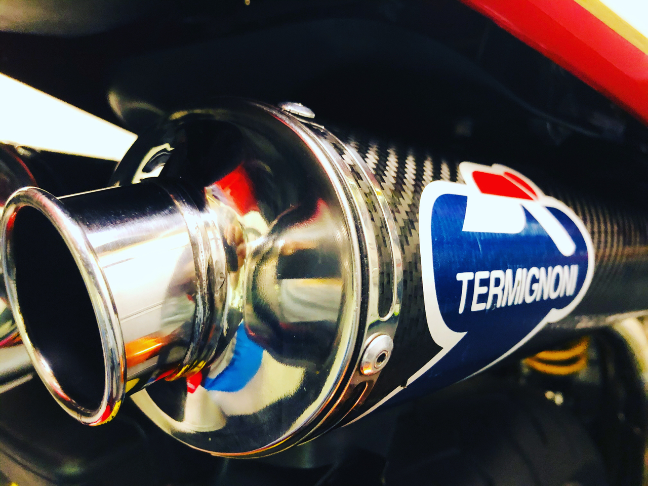 New Direction on Exhaust