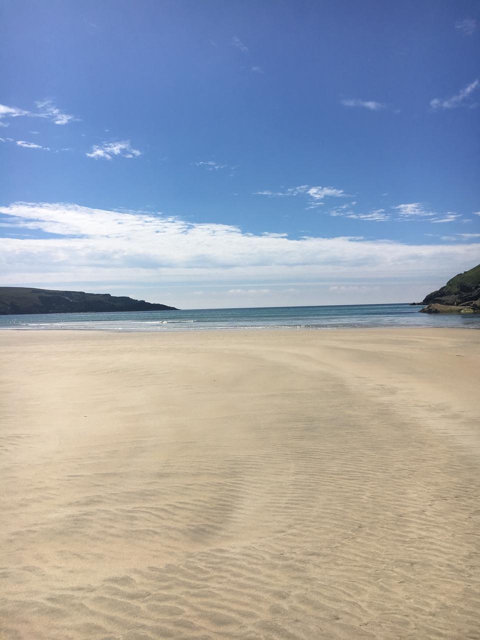 Barleycove beach or the Caribbean?