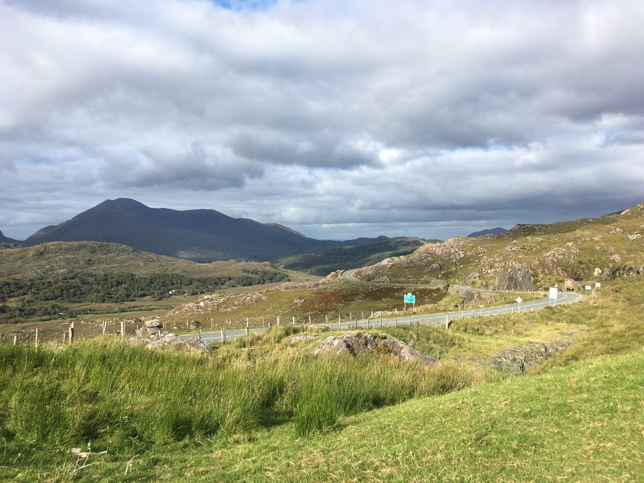 View from Moll's Gap