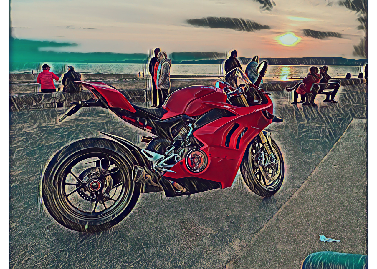 V4 at The Beach