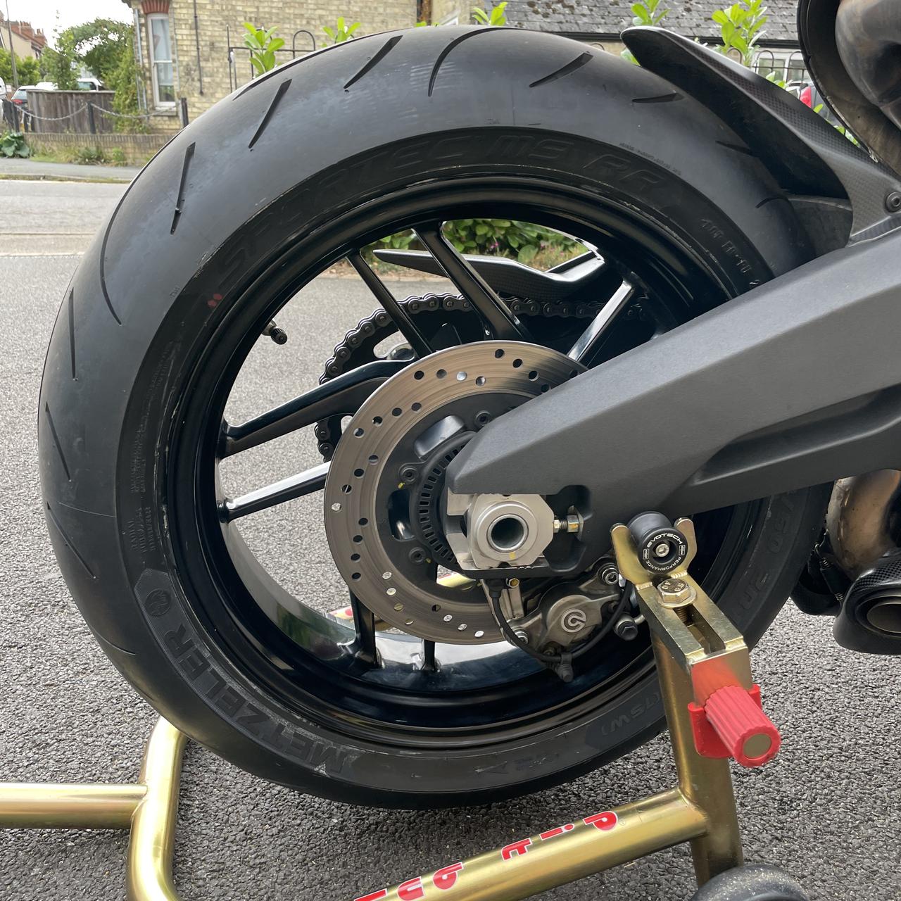 Rear Wheel Right