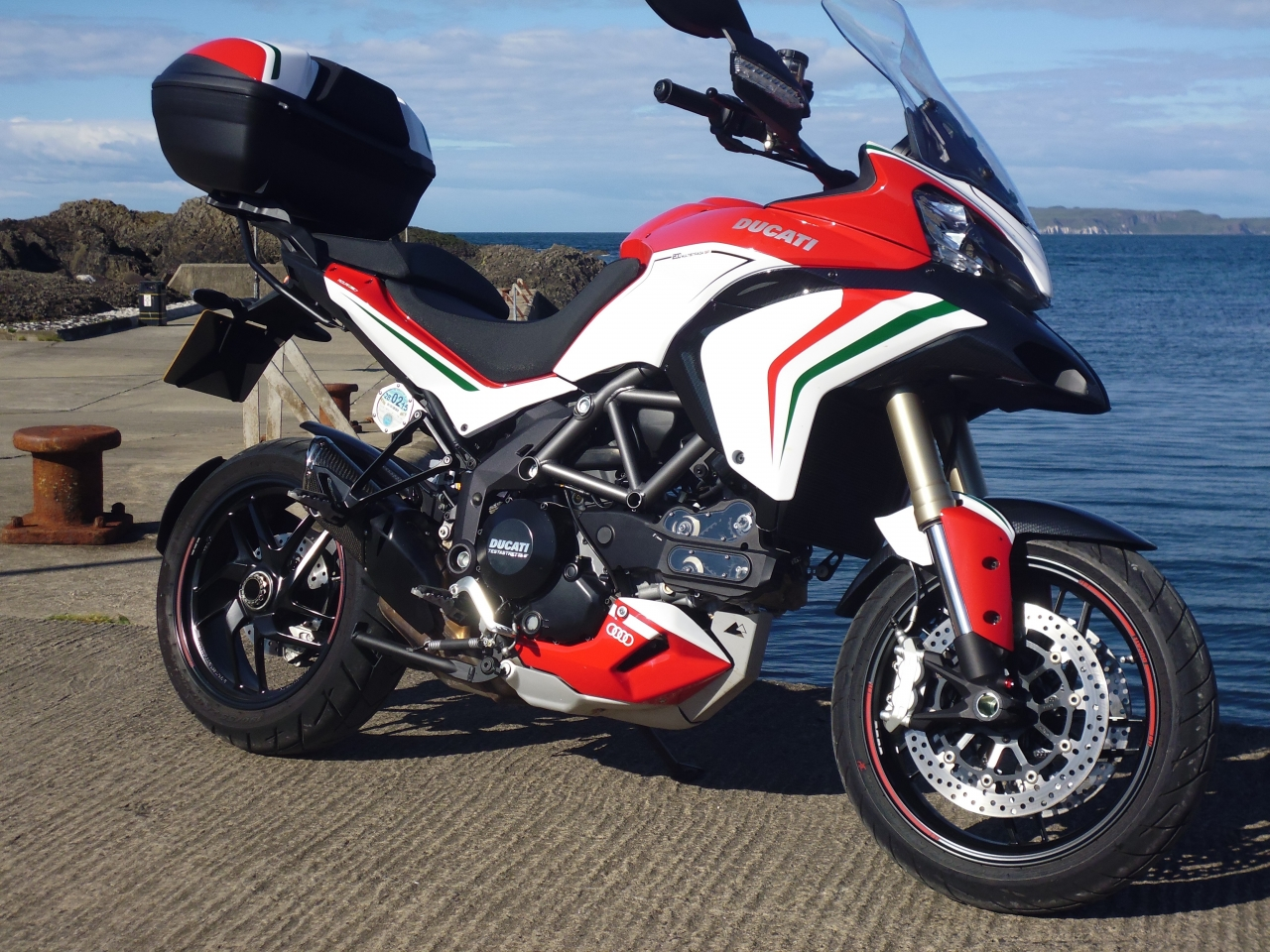 creative brief ducati multistrada Ducati multistrada model of  media in category ducati multistrada  text is available under the creative commons attribution-sharealike license.