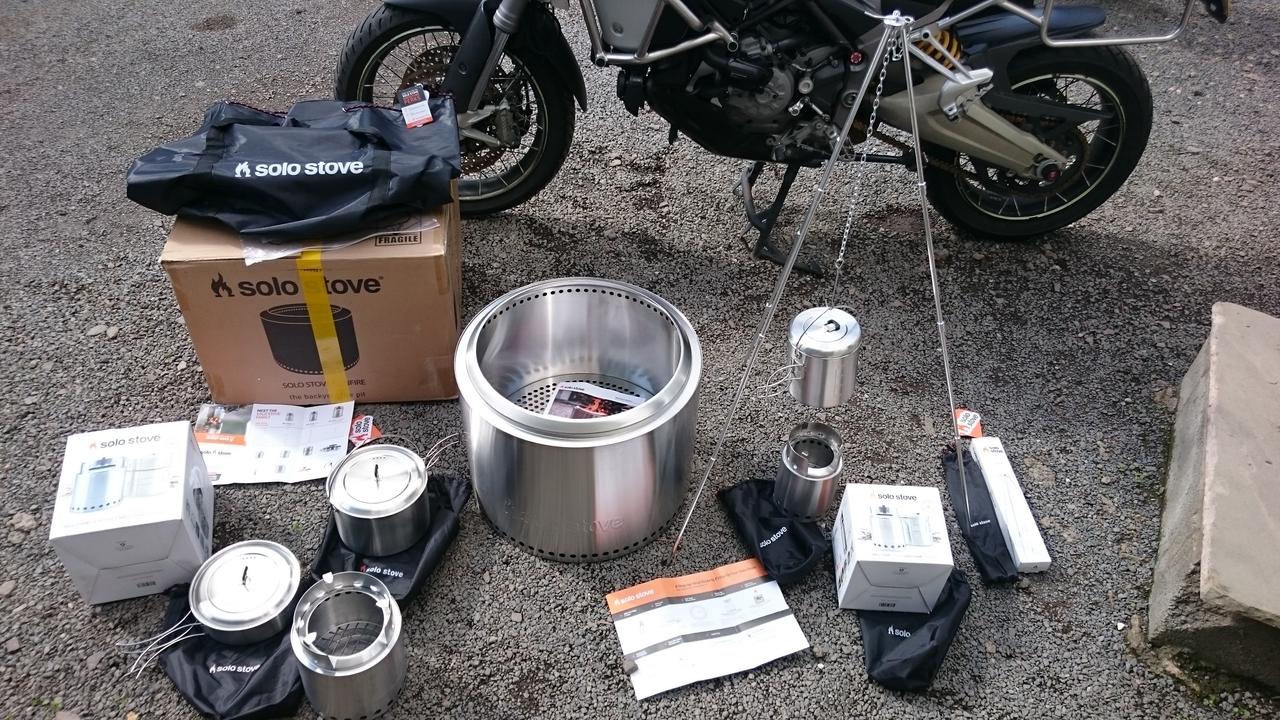 Solo-stove kit 1