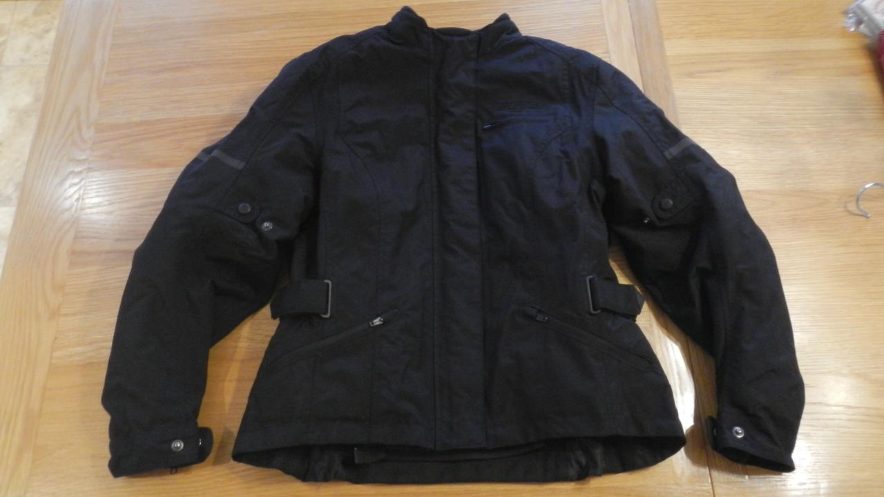 Ladies Textile Jacket