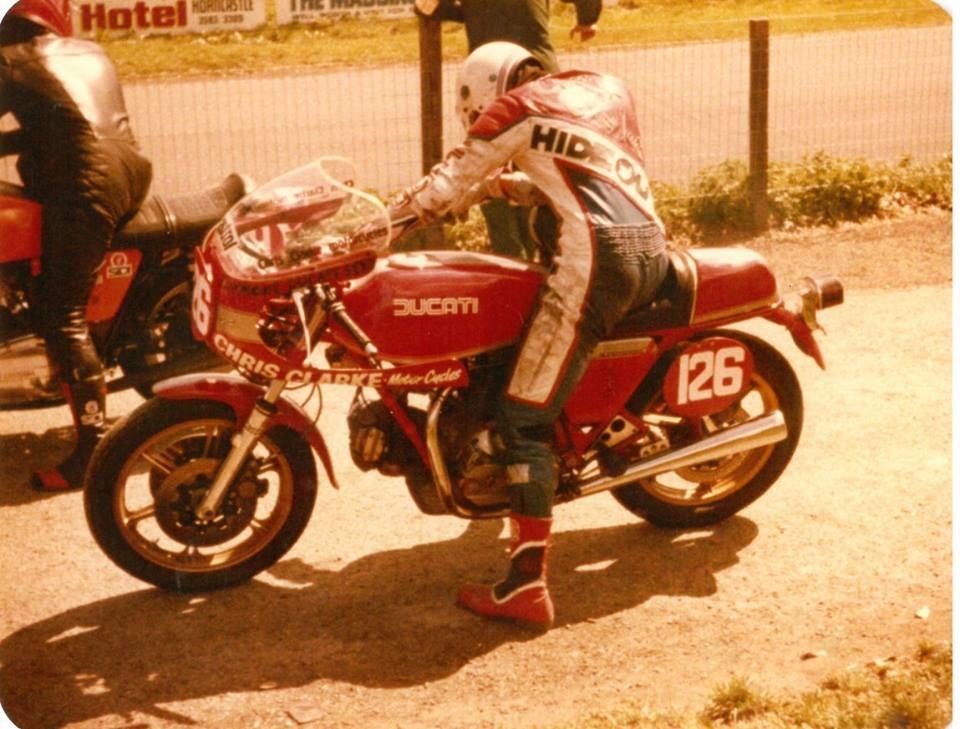 Cadwell Park 81/82
