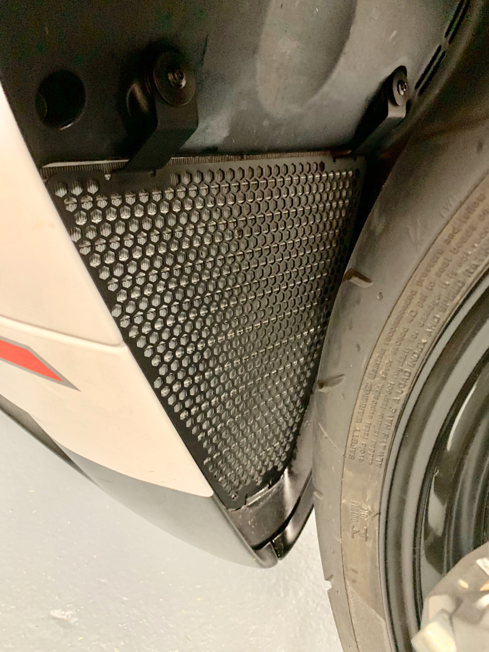 DP Lower Radiator Guard