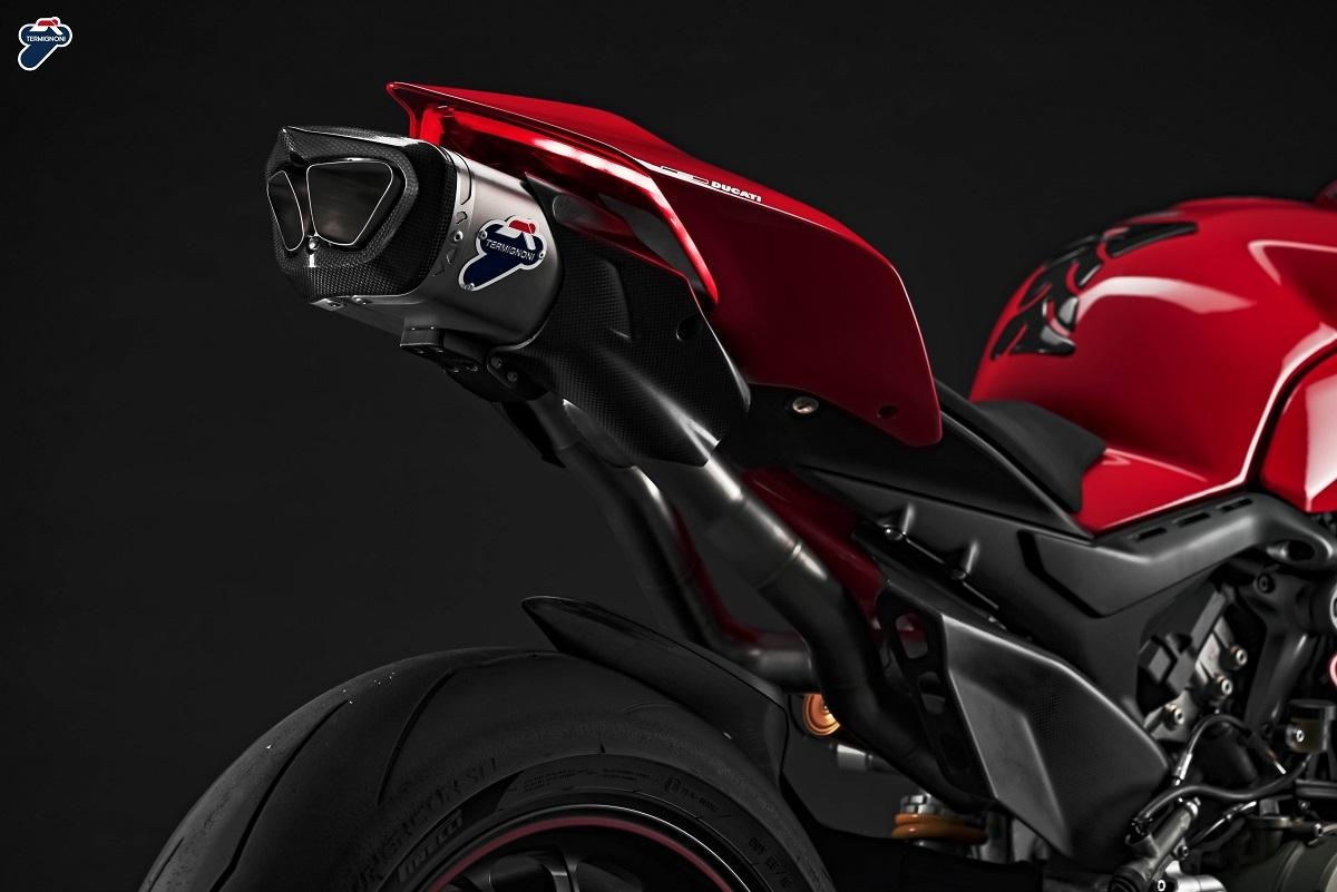Ducati V4 Termignoni 4uscite Full System