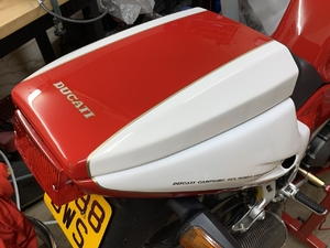 888 Strada restoration status - fully complete and photo history