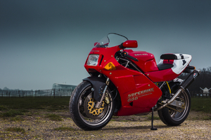 888 Strada restoration status - fully complete and photo history with PSPB Photos