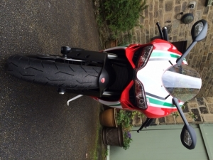 My new 899 Panigale Tricolore ;)