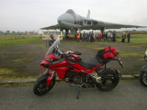 Ducati MTS DVT - out on the road dayz