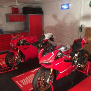 My Ducatis