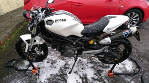 My Ducati Monster 696+