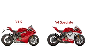 Transformation of new V4S to Speciale