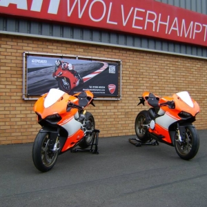 Ducati Wolverhampton Reviews