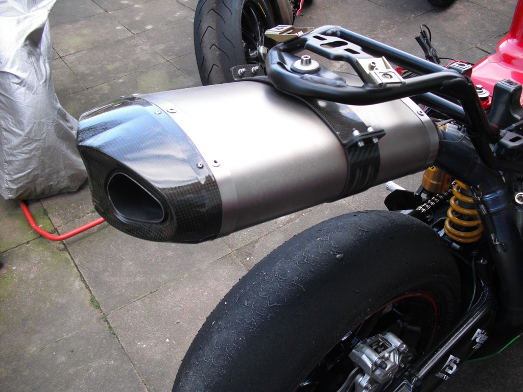 749 - 749 / 999 exhausts for novices | ducati forum